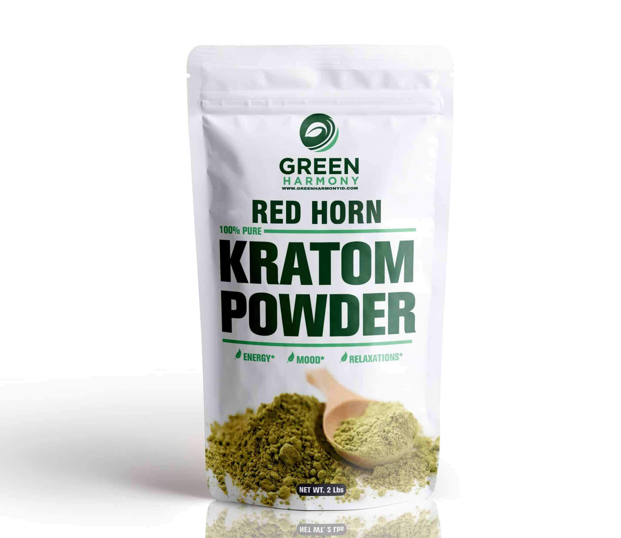 RED-HORN Unique Effect And Benefits The Red Horn Kratom Powder