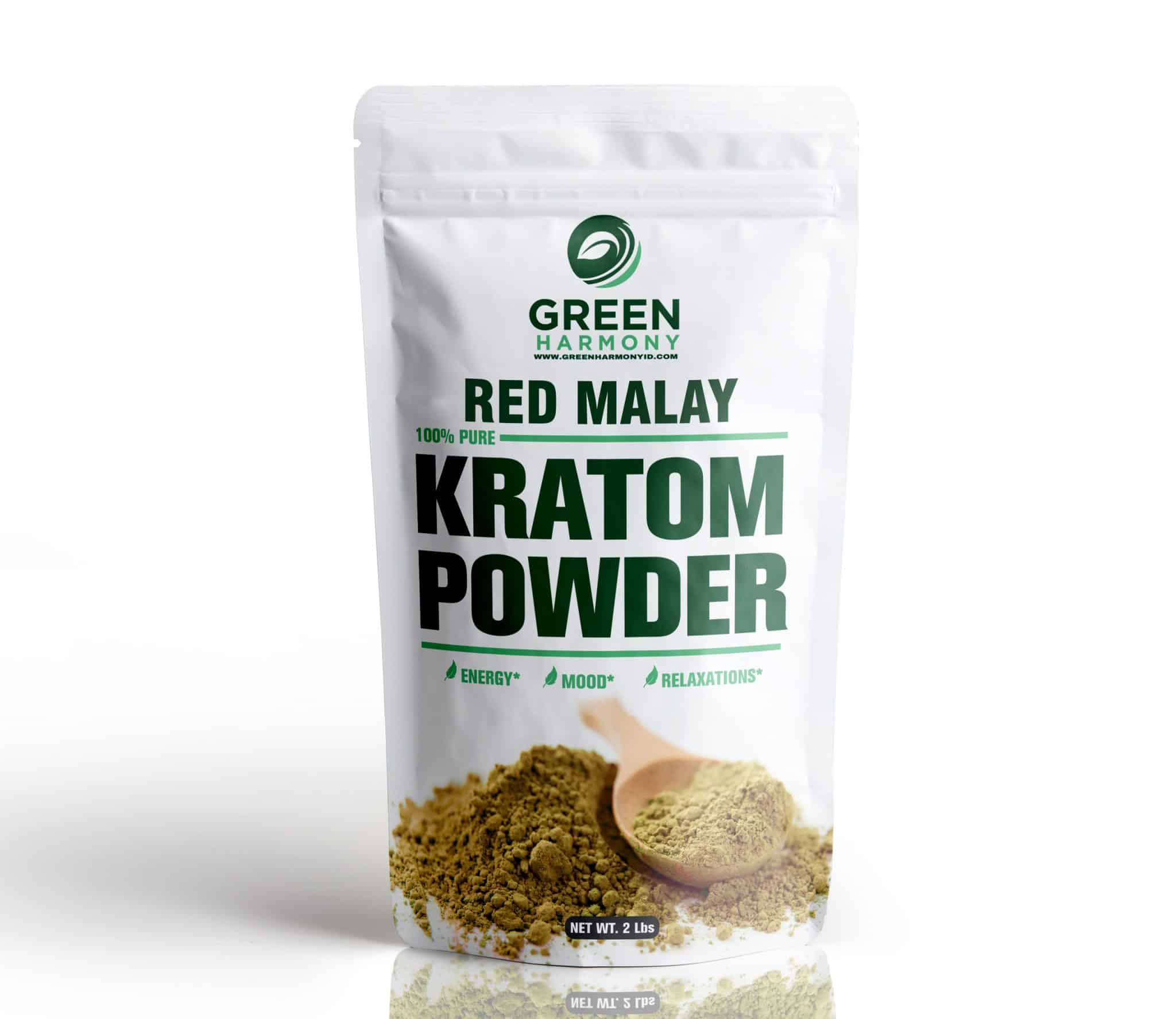 RED-MALAY Red Malay Kratom Strong Painkiller Effects